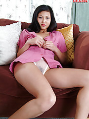 asian woman naked